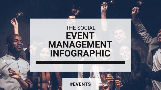 social event management infographic