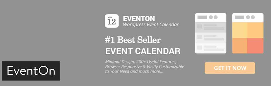 the eventon event management plugin