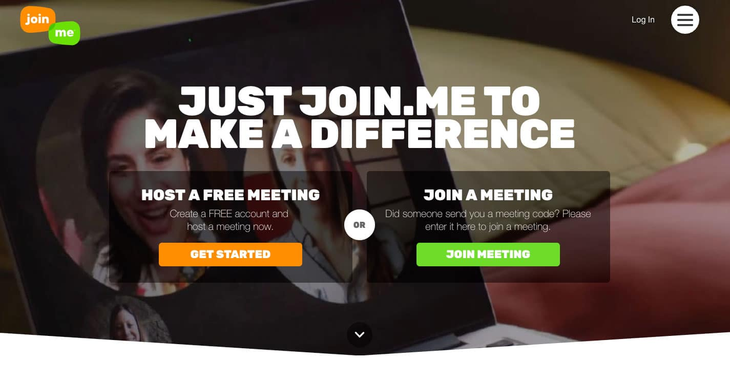 Join Me easy and quick virtual meetings for teams