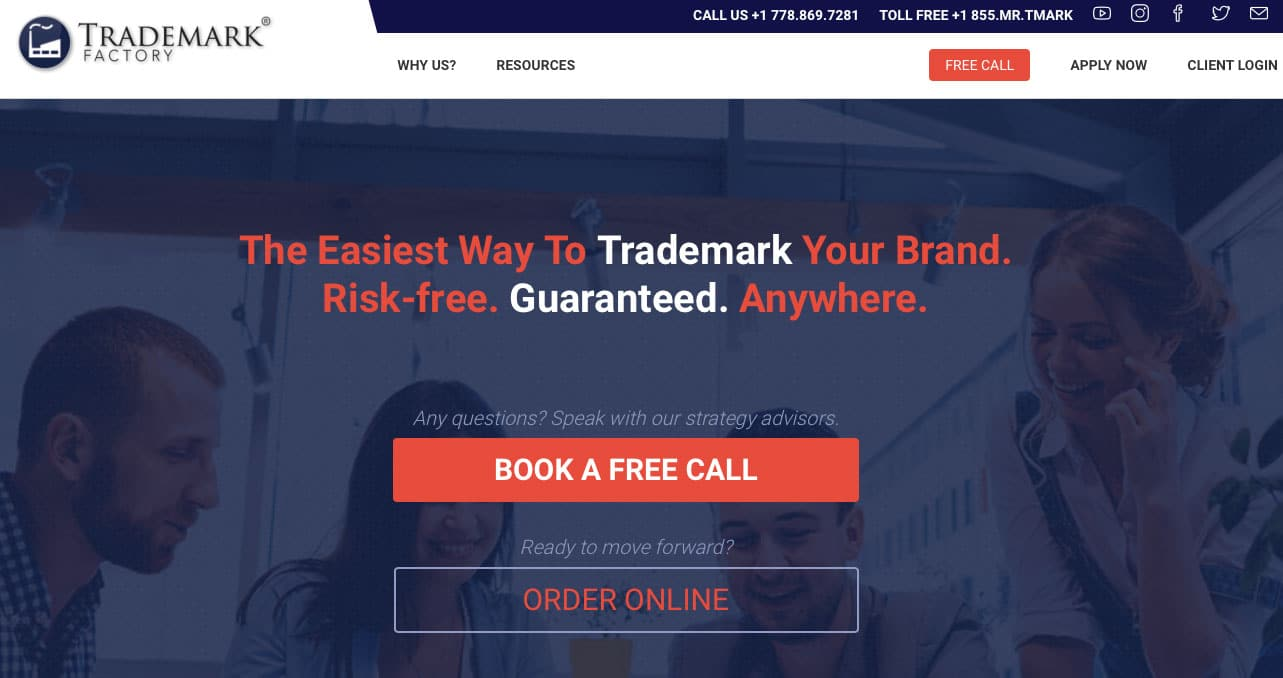 trademark factory legal documents