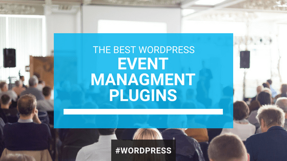 best wordpress event management plugins