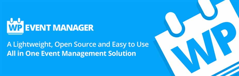 wp event manager event management plugins