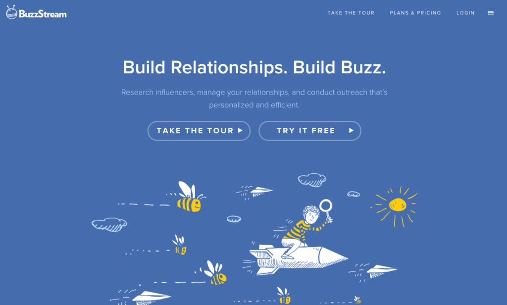 buzzstream is an outreach seo tool for link building